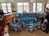 снимка 4 Жест за 1 юни: Патриарх Неофит направи дарение за децата на медиците от Бърза помощ