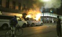 Протестите в Ню Йорк прераснаха в бунтове, мародерства...
