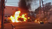 Минеаполис отново сцена на палежи, протестите се разрастват