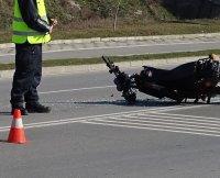 Загинал е мотористът от тежката катастрофа до Окръжна болница