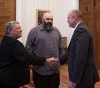 Румен Радев: Културата не трябва да е остатъчен елемент на държавния бюджет