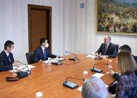Българо-китайски екип ще изгради центъра за иновации в София