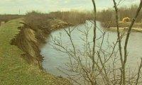 Откриха следи от замърсяване в дерето на река Стряма