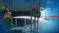 Започва миене на столичните улици