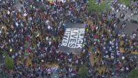 Десетки хиляди протестираха срещу расизма във Вашингтон