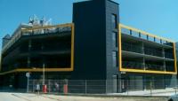 В Пловдив пуснаха първия многоетажен общински паркинг