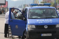 """снимка 4 Снимки от катастрофата на """"Цариградско"""": Разпилени части от мотора, ударен автобус"""