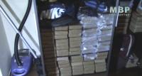 Откриха цех за кокаин и в Долни Богров