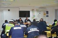 снимка 5 Спецоперация срещу конвенционалната престъпност се проведе в Своге (СНИМКИ)