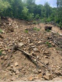 През следващата седмица започва укрепването на срутищата по пътя за Рилския манастир