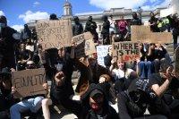 Антирасистките протести в Европа продължават