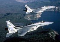 Пилотът на падналия в Северно море F-15 е загинал