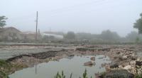 След пороя в Червен бряг: затлачени улици и наводнени имоти