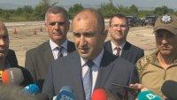 Радев призова за спешна експертиза на записа, за който се твърди, че е на Борисов