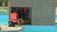 Тренировъчен полигон за реакция при наводнения в София
