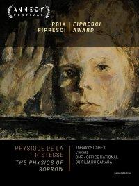 """Филмът """"Физика на тъгата"""" на Тео Ушев спечели Голямата награда на фестивала в Анси"""