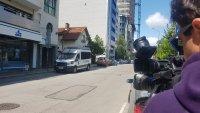 снимка 8 Акция на спецпрокуратурата в офиса на Бобоков в София, претърсвания и на адреси в Пловдив