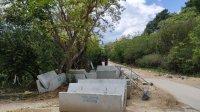 """Затворен е панорамният път за """"Златни пясъци"""" – градят канализацията"""