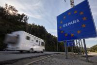 От днес Испания премахва извънредното положение и отваря границите