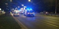 Моторист и пешеходка загинаха при тежка катастрофа в столицата