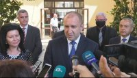 Румен Радев: Не бързам с действията си относно Пламен Узунов, защото не вярвам в безпристрастността на прокуратурата