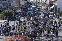 снимка 1 Българи под карантина в Мондрагоне - в сблъсъци с местни жители и полиция (Снимки)