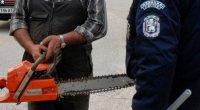 Маскиран бракониер подгони с резачка горски в Разлог