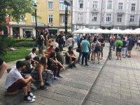 снимка 2 Пловдивчани протестираха в защита на българската природа (Снимки)