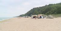 Глобиха незаконно къмпингуващи на Северното Черноморие