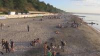 Хиляди посрещнаха първото юлско слънце на бургаския бряг