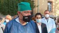 Напрежение в болницата във Велинград и декларации за масови оставки
