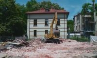 Повдигнаха обвинение за събарянето на къща-паметник на културата в Пловдив