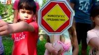 Деца от Габрово с видео послание за безопасно движение на пътя
