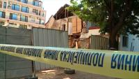 Предоставено е жилище на собствениците на срутената къща в Пловдив