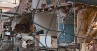 Продължават огледите на срутилата се при съседен строеж къща в Пловдив