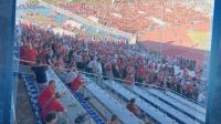 """При строги мерки срещу коронавирус допуснаха феновете на стадион """"Васил Левски"""""""