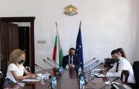 """Данаил Кирилов участва в заседанието на Съвета на ЕС """"Правосъдие и вътрешни работи"""""""