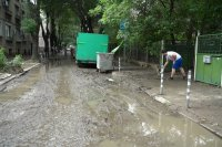 След пороя в София: Електрозахранването във всички квартали вече е възстановено