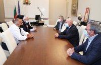 Борисов се срещна с членовете на Националния оперативен щаб