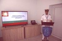 Откриха Военноморски координационен елемент за Черно море