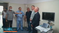 "УМБАЛ ""Пловдив"" с нов високотехнологичен ехограф за диагностика на урологично болните"