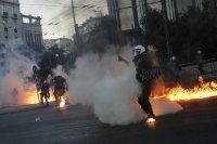Демонстрации в Гърция срещу закон за протестите
