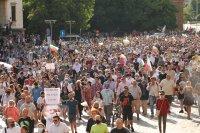 снимка 2 Трети ден протести в София