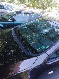 снимка 5 Мъж потроши 7 автомобила пред блок в Пловдив