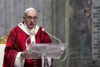 """Папа Франциск: Мисля за Истанбул. Мисля за """"Света София"""" и съм много огорчен"""