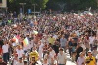 снимка 1 Трети ден протести в София