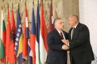 Унгарският премиер поздрави Бойко Борисов за приемането на България в чакалнята на еврозоната