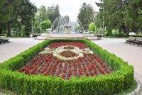 Обновиха с ефектно осветление градските фонтани в Разград