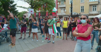 Протестите в Пловдив, Варна, Бургас, Благоевград и Русе