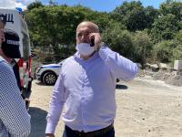 Директорът на ОДМВР-Бургас Радослав Сотиров подаде оставка